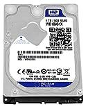 WD SSHD 内蔵ハードディスク 2.5インチ 1TB Blue WD10J31X / 8GB MLC / SATA 6Gb/s / 3年保証
