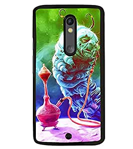 Droit Printed Back Covers for Moto X Style + Portable & Bendable Silicone, Super Bright LED Lamp, 360 Degree Flexible for Laptops, Smart Phones by Droit Store.