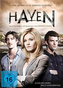 Haven - Die komplette zweite Staffel [4 DVDs]
