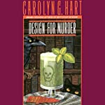 Design for Murder: A Death on Demand Mystery, Book 2 (       UNABRIDGED) by Carolyn G. Hart Narrated by Kate Reading
