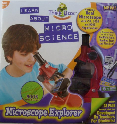 Microscope Explorer: Learn About Micro Science