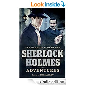 The Mammoth Book of New Sherlock Holmes Adventures (Mammoth Books)