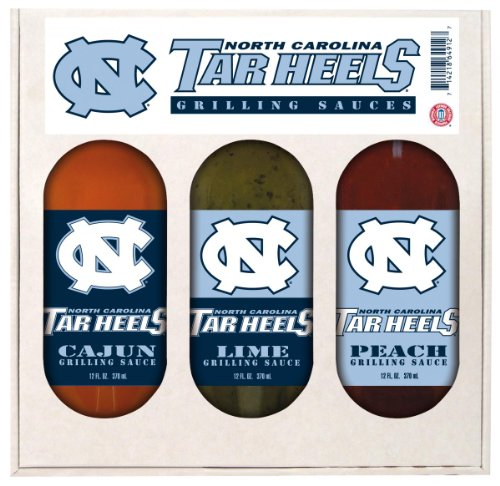University of North Carolina Tarheels Grilling Gift Set