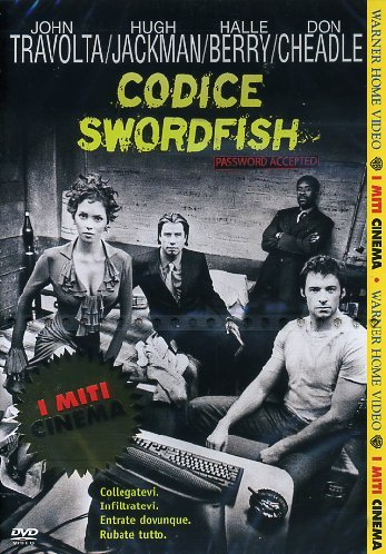 Codice: swordfish (miti) [IT Import]
