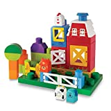 Winfun I-Builder Barnyard Set, Multi Color