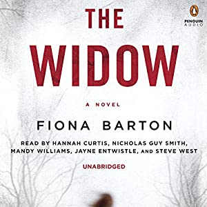 The Widow Hörbuch