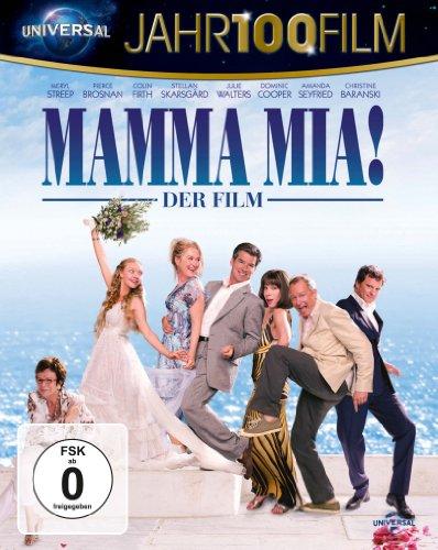 Mamma Mia! - Der Film - Jahr100Film [Blu-ray]