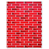 Fadeless Design Roll - 48 inch x 12 feet - Tu Tone Brick