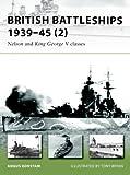 British Battleships 193945 (2) (New Vanguard)
