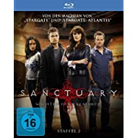 Sanctuary - Staffel 2