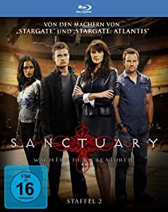 Sanctuary - Staffel 2 [Blu-ray]