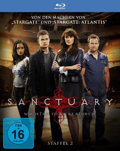 Sanctuary - Staffel 2 [Blu-ray]