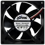 X-FAN 80mmファン RDL8025S