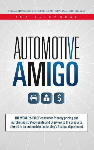 Jon Eltonhead - Automotive Amigo