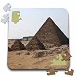 Angelique Cajam Egypt - The Great Pyramids four - 10x10 Inch Puzzle (pzl_26807_2)