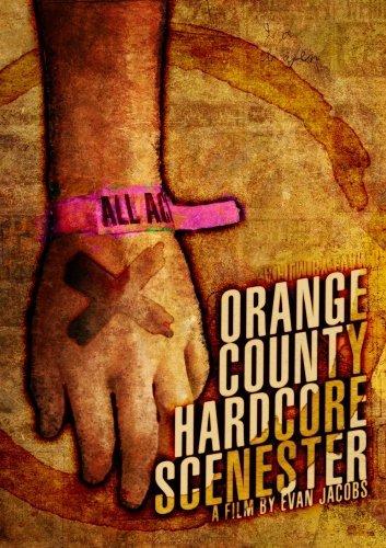 Orange County Hardcore Scenester