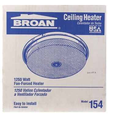 Broan #154 1250W Ceiling Mount Heater [Misc.]