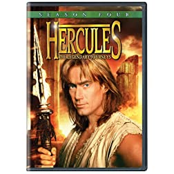 Hercules: The Legendary Journeys: The Complete Fourth Season