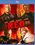 RED Blu-ray Disc Movie (Bruce Willi