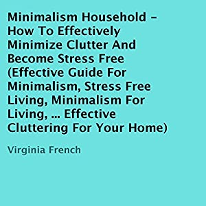 Minimalism Household Audiobook