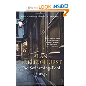 The Swimming Pool Library Alan Hollinghurst 9780099268130 Books