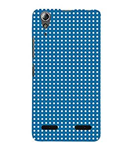 Circle pattern Back Case Cover for Lenovo A6000 Plus