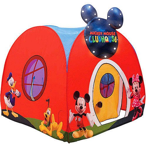 Playhut Mickey Mouse Clubhouse Super Play House ...