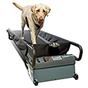 PetZen DogTread Dog Treadmill, Up to 150-Pounds, Large