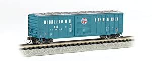 Middletown & New Jersey N scale model box car