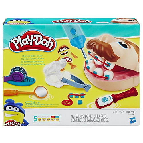 Play-Doh Doctor Drill 'n Fill Retro Pack (Play Doh Drill compare prices)