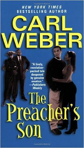 01 The Preacher's Son  - Carl Weber