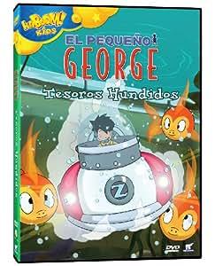 El Pequeno George: Tesoros Hundidos