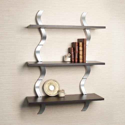 Waves 3 Level Shelving System (Kitchen Shelving System compare prices)