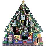 Byers Choice Christmas Tree Advent Calendar