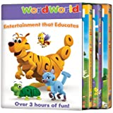 WordWorld 3pack:  Bear/Ant/Boppin