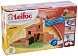 Toy - Teifoc TEI 4010 - Steinbaukasten Haus klein 2 Pl�ne