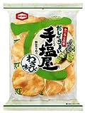 亀田製菓 手塩屋わさび味 9枚×12袋