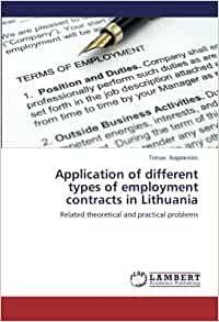 types of employment contracts The different types of employment contract now that you know the importance of having an employment contract, it's about time that you know about the different types of employment contract.