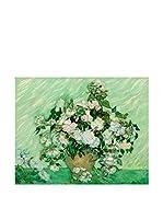 Especial Arte Lienzo Roses Multicolor