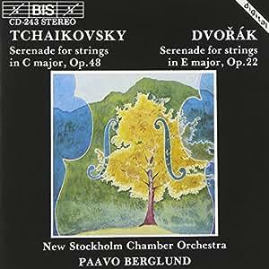 Tchaikovsky;Serenade in C