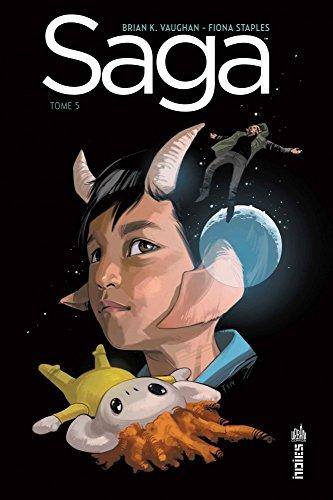 Saga (5) : Saga. 5