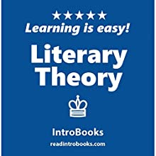 Literary Theory Audiobook by  IntroBooks Narrated by Andrea Giordani