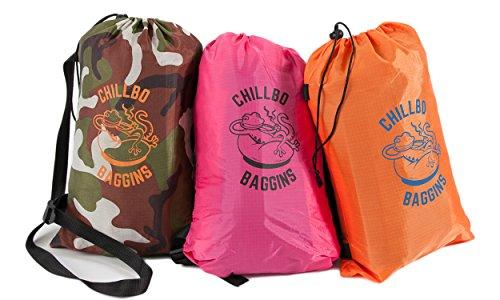 Chillbo Baggins Inflatable Lounge Bag Hammock Air Sofa And