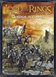 Gondor in Flames: a Sourcebook for Lord of the Rings Strategy Battle Game (1841548340) by Adam Troke
