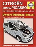 Citroen Xsara Picasso Service and Repair Manual (Haynes Service and Repair Manuals)
