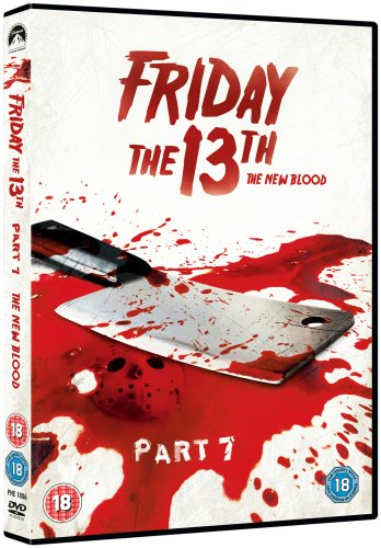 Friday The 13Th Part 7 [DVD]