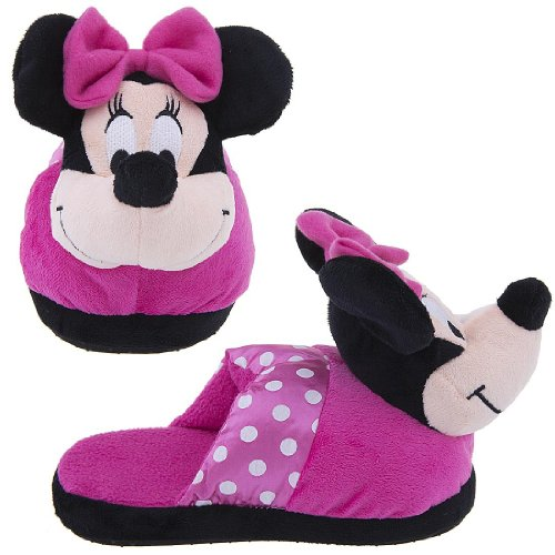 Cheap Minnie Mouse Slippers for Women (B007593H7C)