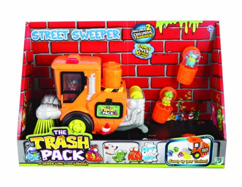 Trash Pack The Street Sweeper (All Trash Pack Toys compare prices)