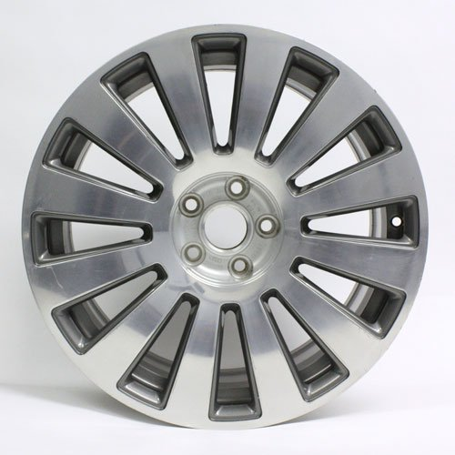 51osljJkyML 19 Inch Audi A8 Wheel Rim Polished Oem Factory #58776b 2003 2010