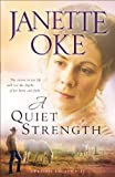 img - for Quiet Strength, A (Prairie Legacy Book #3) book / textbook / text book